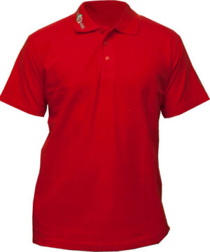 Футболка Castellani Polo 3XL ц:красный