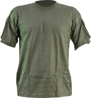Футболка Skif Tac Tactical Pocket T-Shirt. Olive