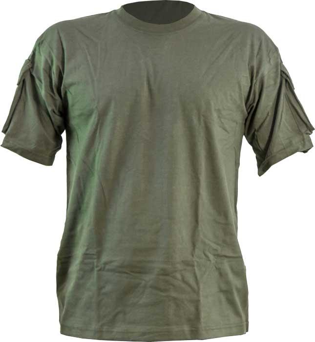 Футболка Skif Tac Tactical Pocket T-Shirt. Размер – M. Цвет – Olive