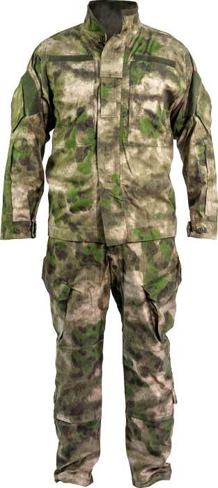 Костюм Skif Tac Tactical Patrol Uniform. Размер – M. Цвет – A-Tacs Green