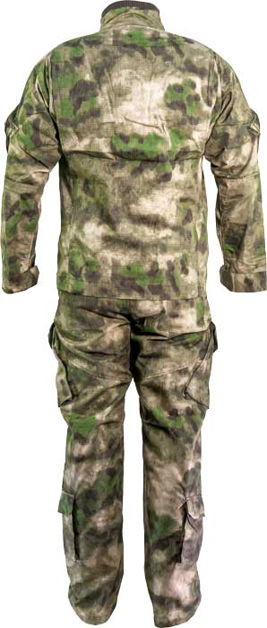 Костюм Skif Tac Tactical Patrol Uniform. Размер – XL. Цвет – A-Tacs Green