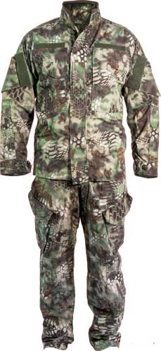 Костюм Skif Tac Tactical Patrol Uniform. Размер – M. Цвет – Kryptek Green