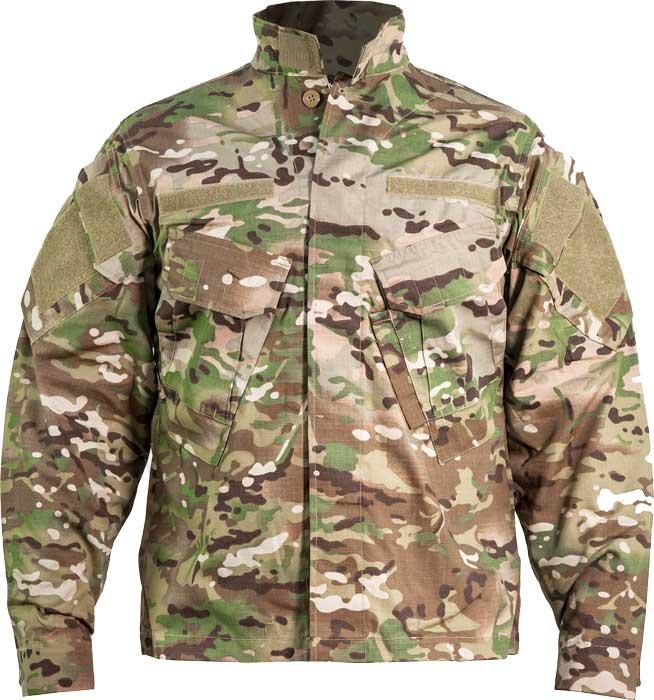 Куртка Skif Tac TAU Jacket. Размер – M. Цвет – Multicam
