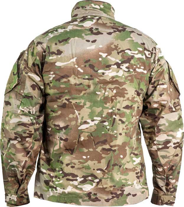 Куртка Skif Tac TAU Jacket. Размер – L. Цвет – Multicam