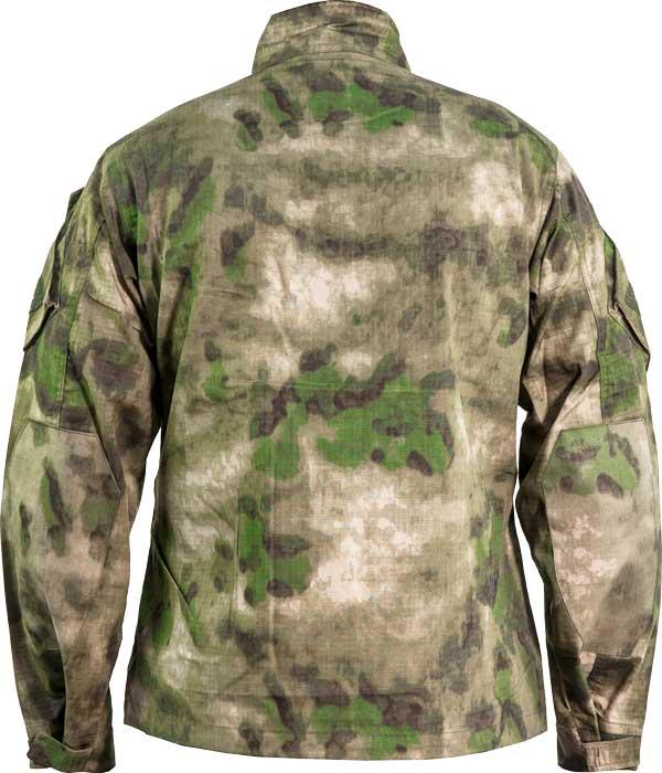 Куртка Skif Tac TAU Jacket. Размер – S. Цвет – A-Tacs Green