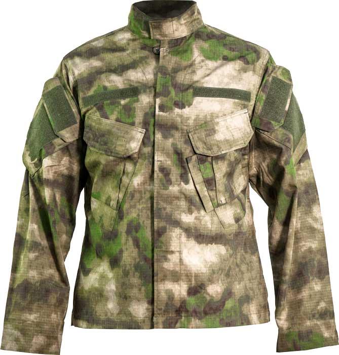 Куртка Skif Tac TAU Jacket. Размер – 2XL. Цвет – A-Tacs Green