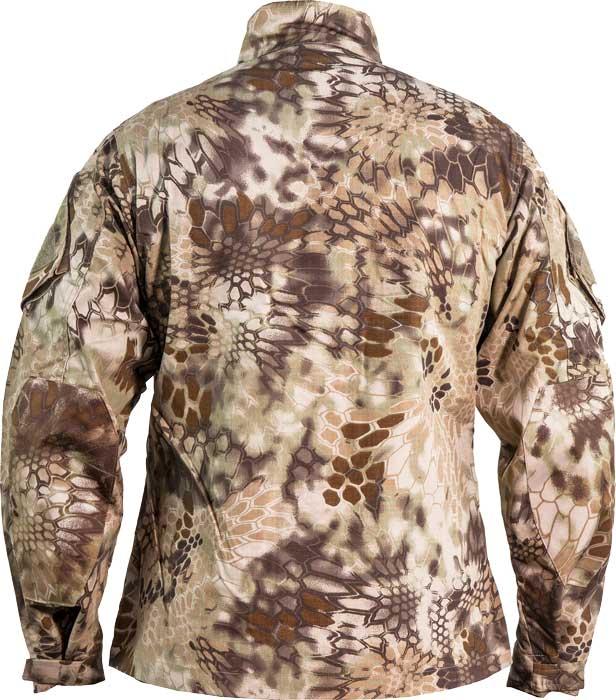 Куртка Skif Tac TAU Jacket. Размер – S. Цвет – Kryptek Khaki