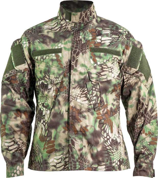 Куртка Skif Tac TAU Jacket. Размер – S. Цвет – Kryptek Green