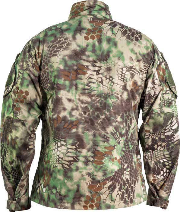Куртка Skif Tac TAU Jacket. Размер – 2XL. Цвет – Kryptek Green