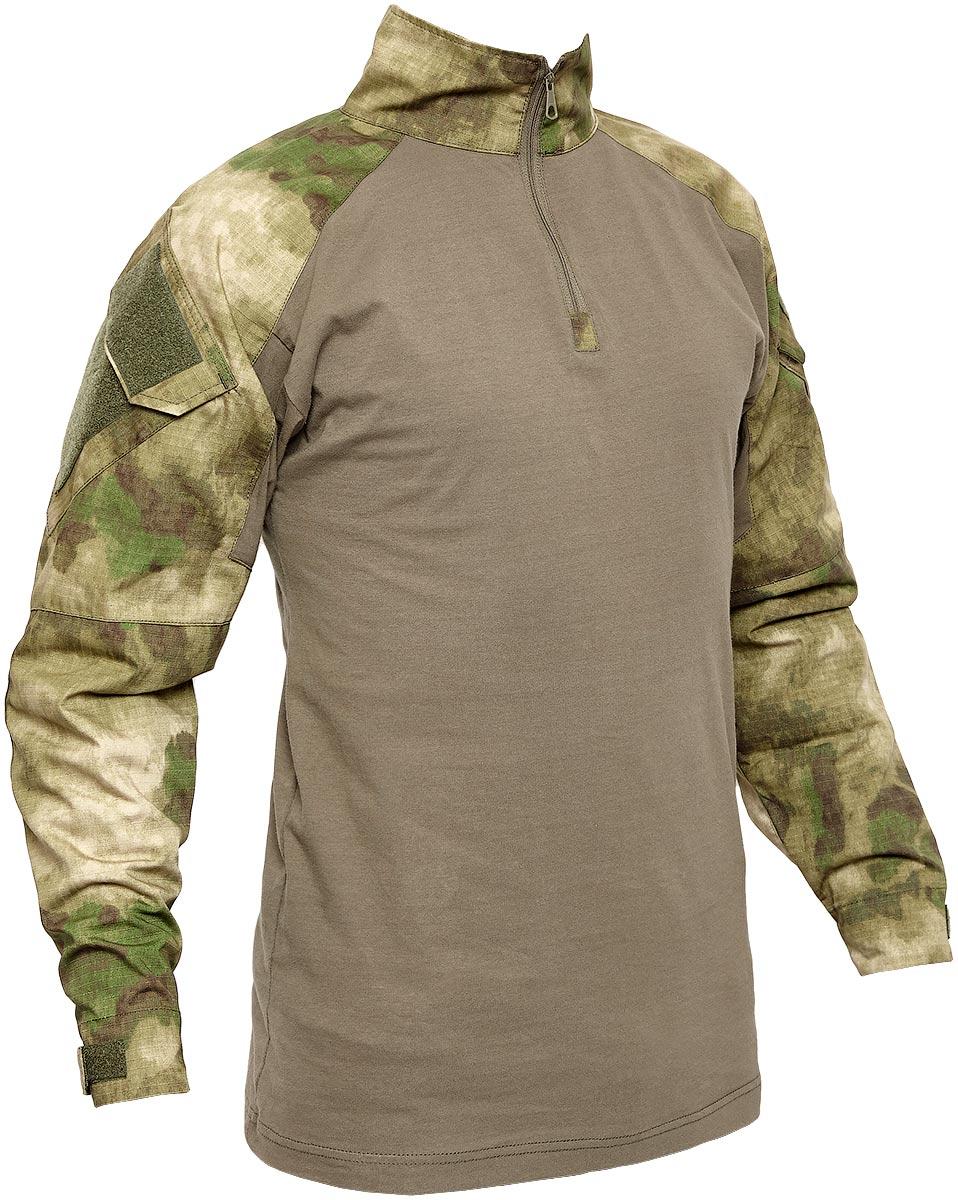 Рубашкa Skif Tac AOR shirt w/o elbow. Размер – S. Цвет – A-Tacs Green