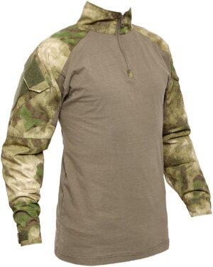 Рубашка Skif Tac AOR shirt w/o elbow- A-Tacs Green