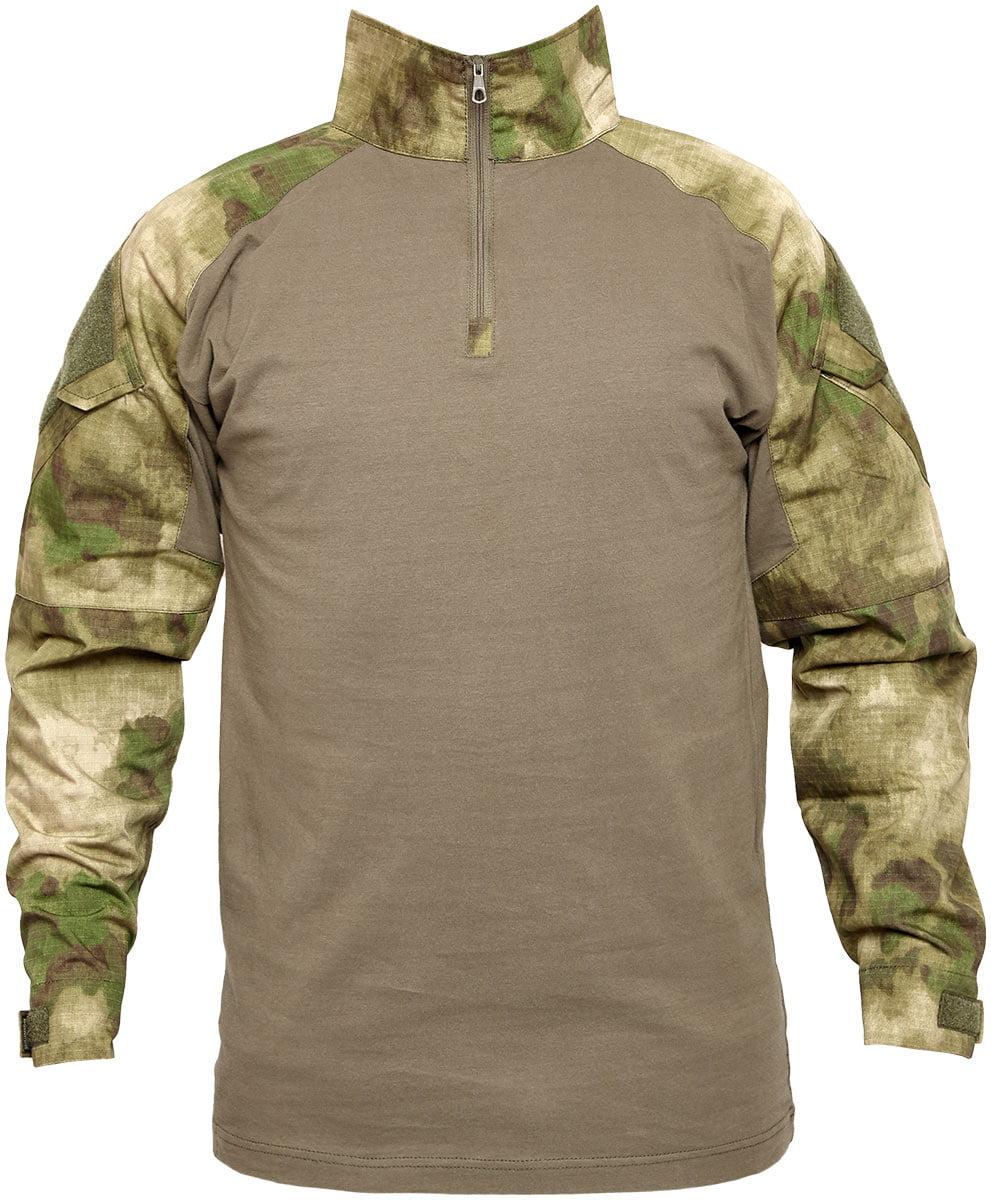 Рубашкa Skif Tac AOR shirt w/o elbow. Размер – L. Цвет – A-Tacs Green