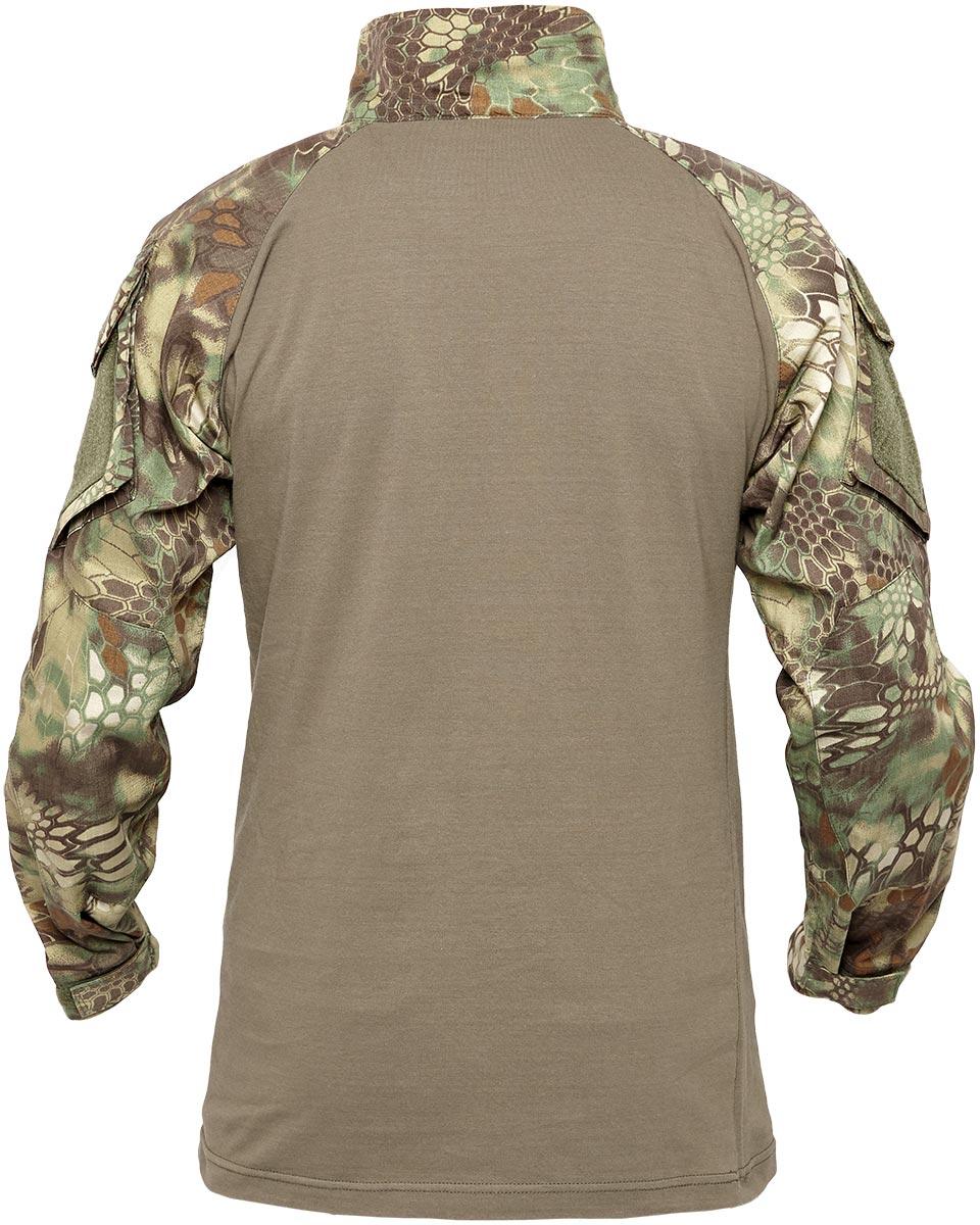 Рубашкa Skif Tac AOR shirt w/o elbow. Размер – L. Цвет – Kryptek Green