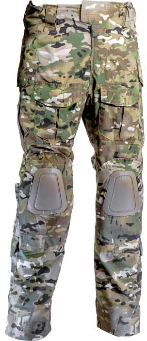 Брюки Skif Tac Tac Action Pants-A. Размер – 2XL. Цвет – Multicam