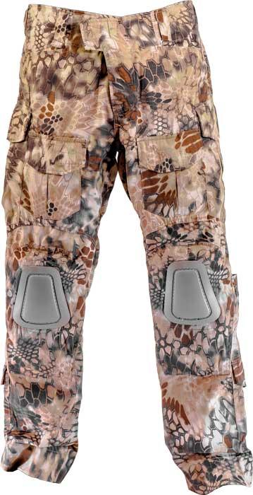 Брюки Skif Tac Tac Action Pants-A. Размер – XL. Цвет – Kryptek Khaki