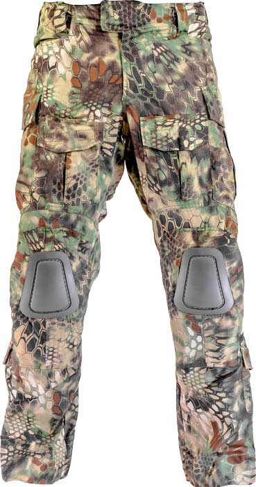 Брюки Skif Tac Tac Action Pants-A. Размер – S. Цвет – Kryptek Green