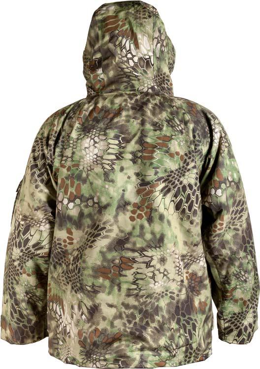 Куртка Skif Tac G1 W/liner. Размер – 2XL. Цвет – Kryptek Green