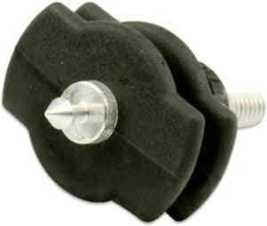 Вишер для патчей Bore Tech для чистки патронника болтовых карабинов. Безлатунный сплав/каучук. 8/32 M