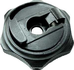 Ротационный зажим GFM 11/12 мм. Высота основания – 7.8 мм