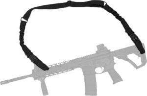 Ремень ружейный Danaper SD-Point Sling. Цвет – черный