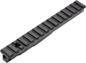 Планка-целик АК 2000 для Сайги/Вепря. Weaver/Picatinny. L 16 см
