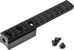 Планка АК 2000 на винтовку Мосина (охот. верс.). Weaver/Picatinny