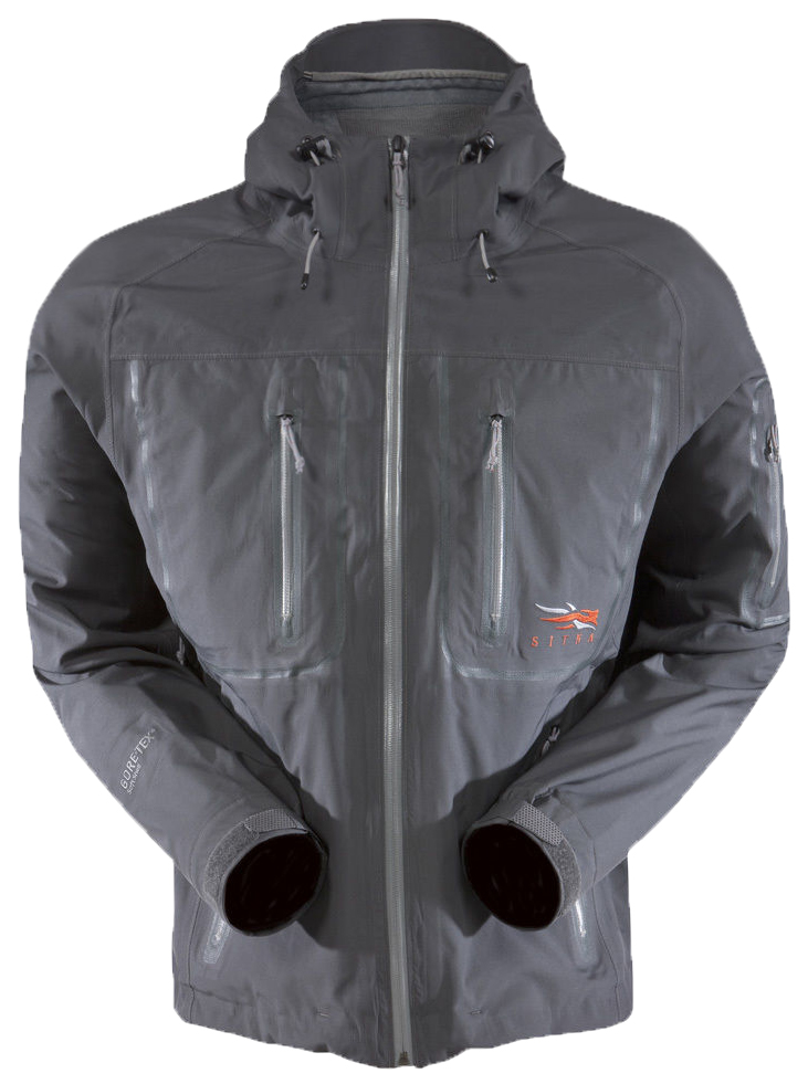 Куртка Sitka Gear Coldfront, woodsmoke 2XL ц:woodsmoke