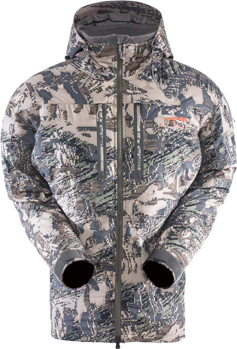 Куртка Sitka Gear Blizzard, open country 3XL ц:optifade® open country