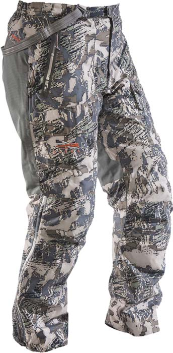 Брюки Sitka Gear Brizzard, open country 3XL ц:optifade® open country
