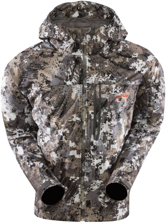 Куртка Sitka Gear Downpour 2XL ц:optifade® elevated ii