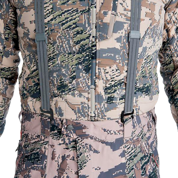 Брюки Sitka Gear Stormfront. Размер – L. Цвет – optifade open country