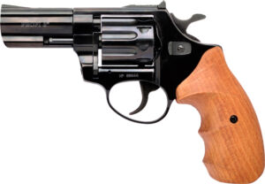 Револьвер флобера ZBROIA PROFI-3″. Материал рукояти – бук