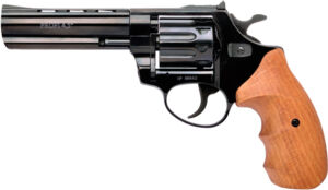 Револьвер флобера ZBROIA PROFI-4.5″. Материал рукояти – бук