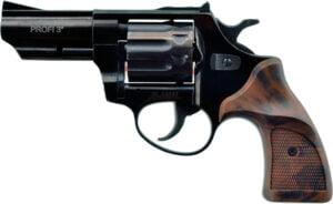 Револьвер флобера ZBROIA PROFI-3″ Pocket. Материал рукояти – пластик