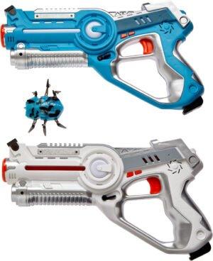 Набор лазерного оружия Canhui Toys Laser Guns CSTAR-03 (2 пистолета + жук)