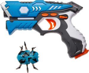 Пистолет лазерный Canhui Toys Laser Gun CSTAR-23 с жуком