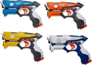 Набор лазерного оружия Canhui Toys Laser Guns CSTAR-23 (4 пистолета)