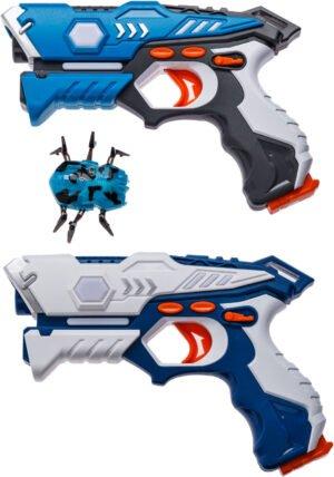 Набор лазерного оружия Canhui Toys Laser Guns CSTAR-23 (2 пистолета + жук)