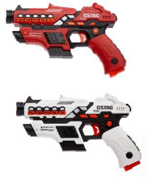 Набор лазерного оружия Canhui Toys Laser Guns CSTAG (2 пистолета)