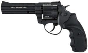 Револьвер флобера STALKER S 4.5″. Материал рукояти – пластик
