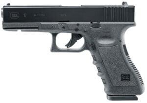 Пистолет пневм. Umarex GLOCK 17 4,5 мм Pellet or BB, original case