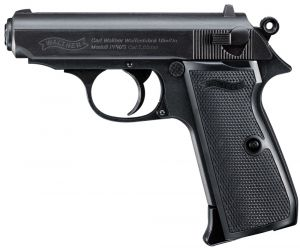 Пистолет пневм. Umarex Walther PPK/S 4,5 мм ВВ