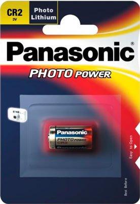 Батарея Panasonic CR-2L BLI 1 LITHIUM