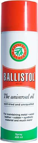 Масло оружейное Ballistol 400 мл., спрей