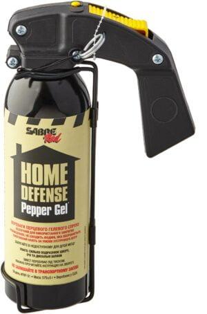 Баллон Sabre Red Home Defender 575 г, с настенным креплением