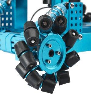Танк на радиоуправлении ZIPP Toys MonsterTank K7 Blue
