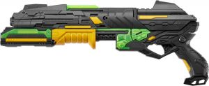 Бластер ZIPP Toys FJ1054 (14 патронов). Цвет: черный