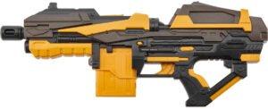 Бластер ZIPP Toys FJ1055 (10 патронов). Цвет: желтый
