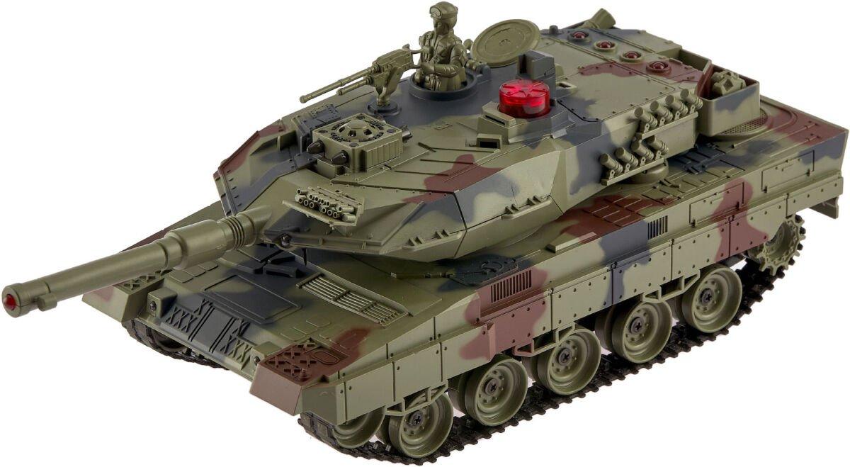 Танк ZIPP Toys GER LEOPARD 2A6 1:24