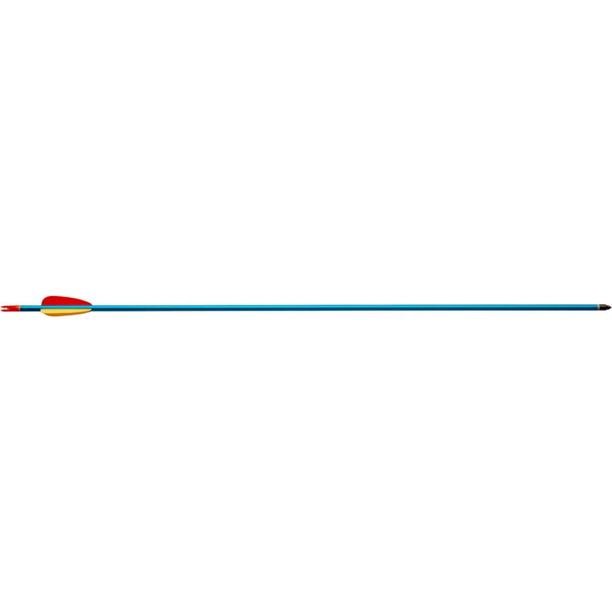 Стрела для лука Man Kung MK-AAL30 , алюминий ц:голубой